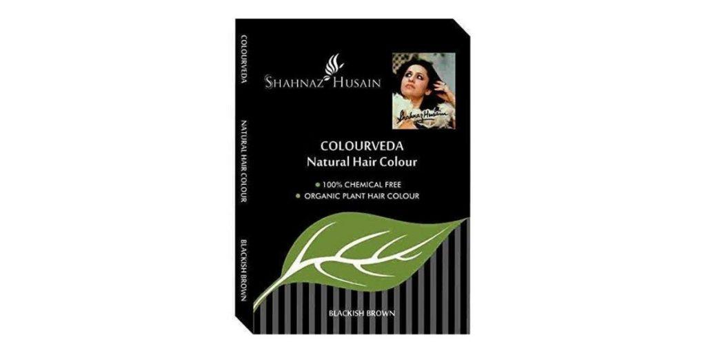 Shahnaz Hussain Natural Hair color