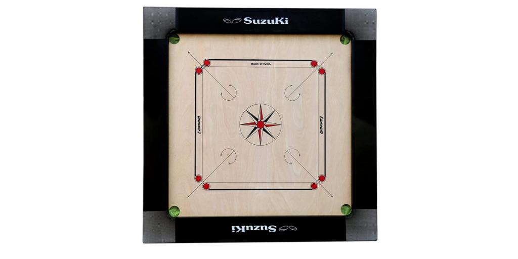 Suzuki Carrom Board