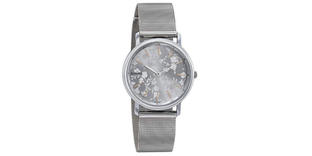 Sonata 87029SM02 Women's Watch