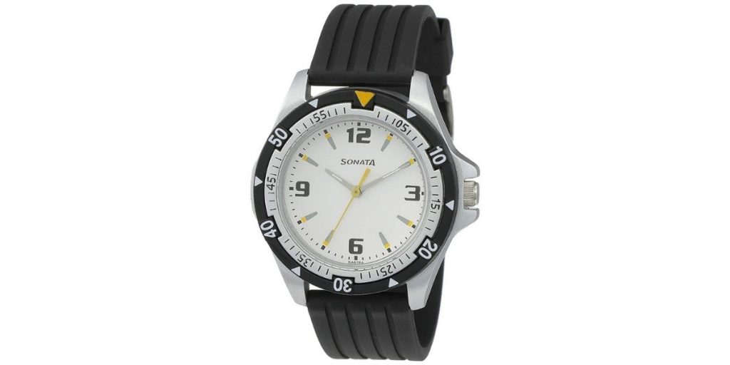 Sonata NL7930PP01 Men's Watch