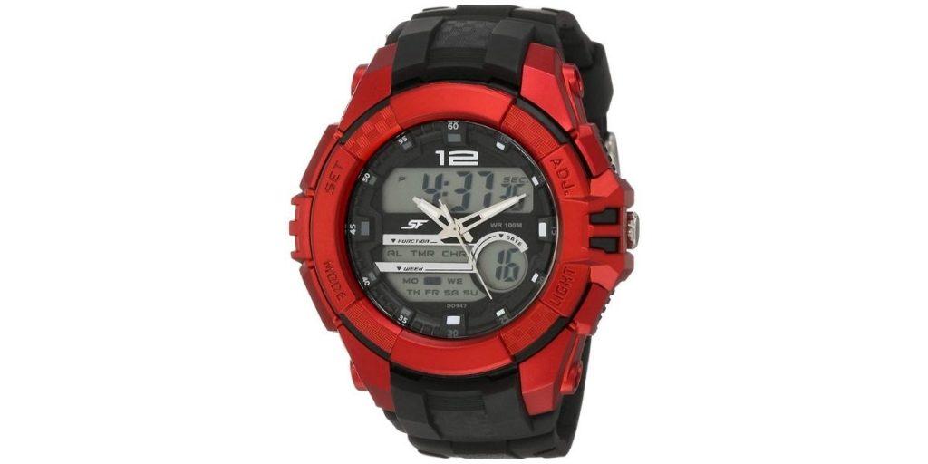 Sonata NM77027PP03 Men's Watch