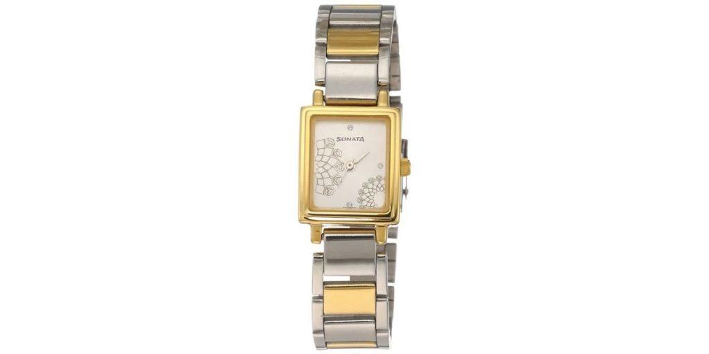 Sonata NM8080BM01 Women's Watch