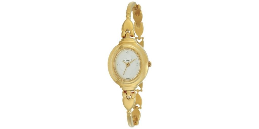 Sonata NM8092YM03 Women's Watch