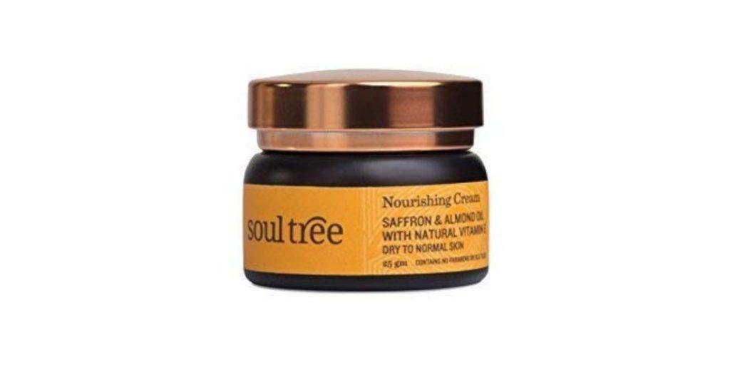Soul Tree Ayurvedic Cream for Dry Skin