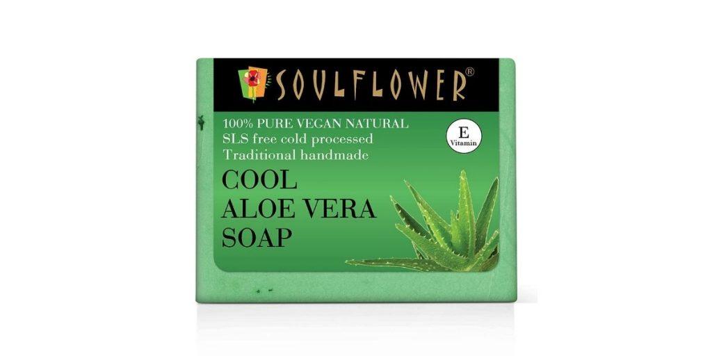 Soulflower Aloe Soap