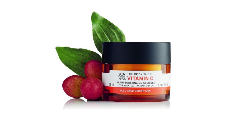 The Body Shop Vitamin C Cream for Dull Skin