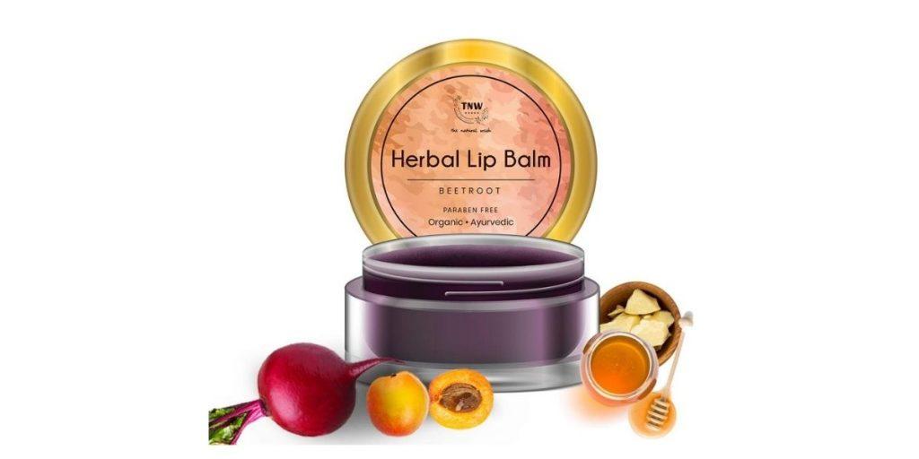 The Natural Wash Lip balm