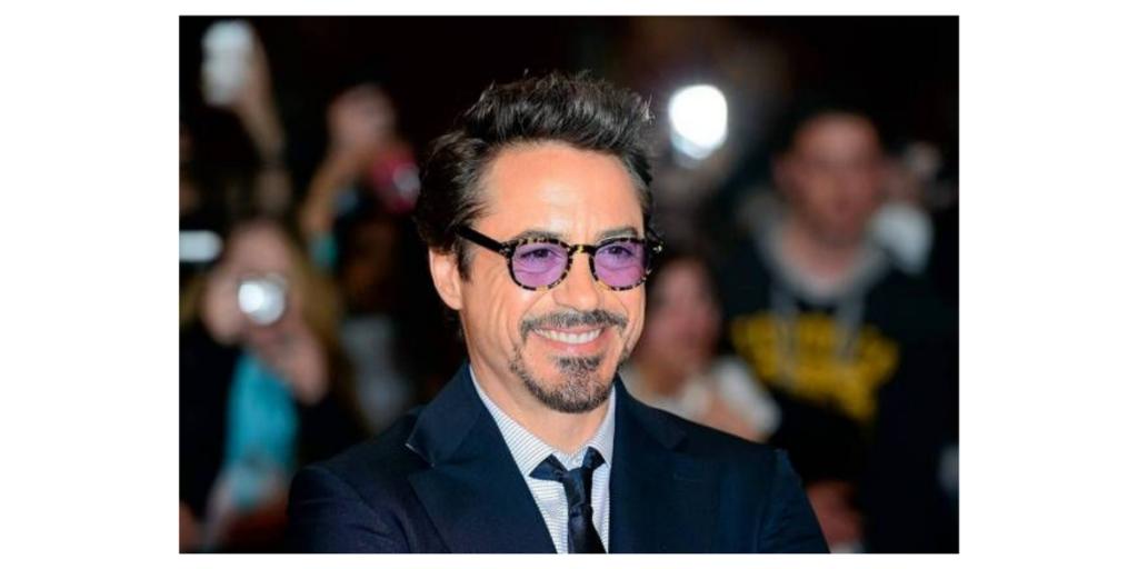 Tinted Sunglasses - Robert Downey Jr