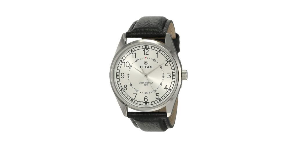 Titan NL1729SL01 Men's Watch