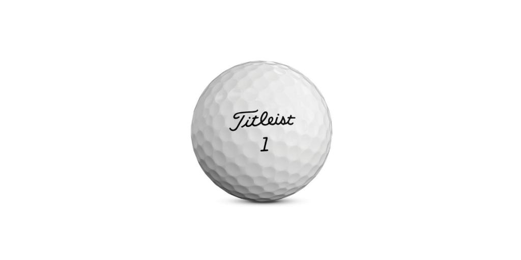 best balls for golf