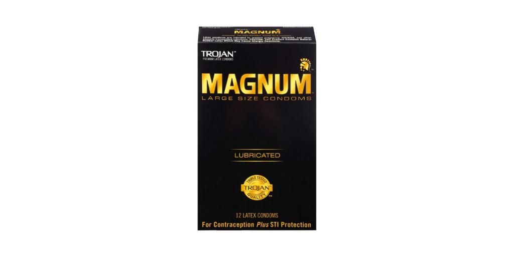large size condoms