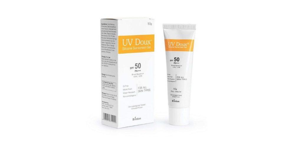 UV Doux Sunscreen