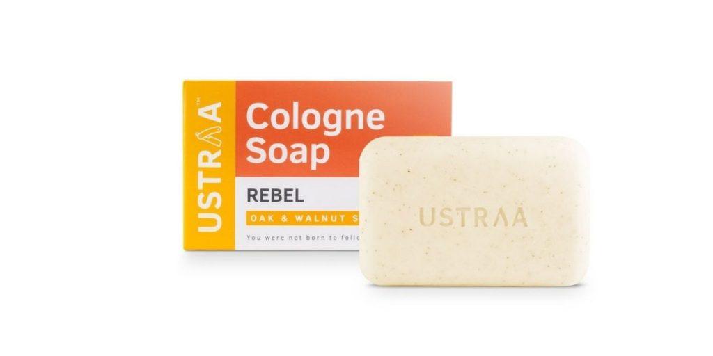 Ustraa Rebel Cologne Soap