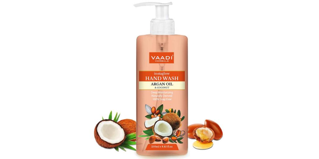 Vaadi Herbals Argan Oil and Coconut Hand Wash