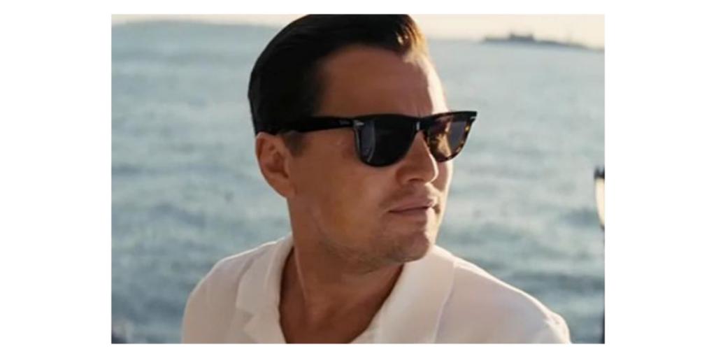 Wayfarer Sunglasses - Leonardo DiCaprio
