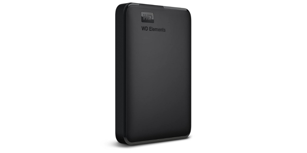 Western Digital Elements 1.5TB External Hard Drive