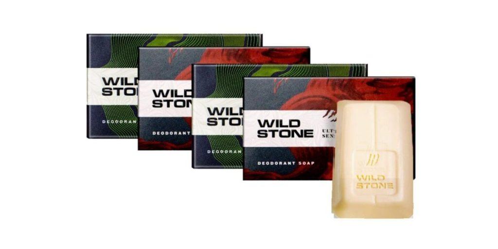 Wild Stone Soap For Men