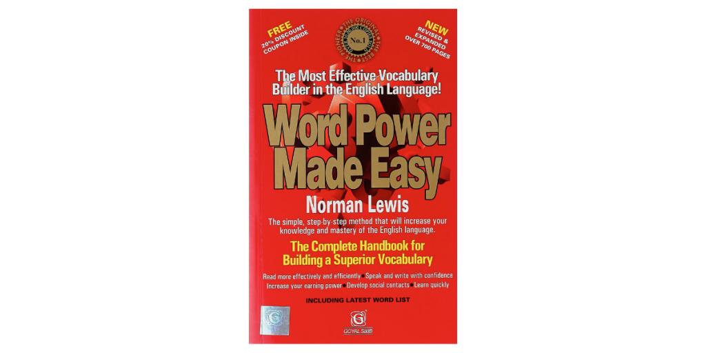 Best AFCAT Book for Vocabulary