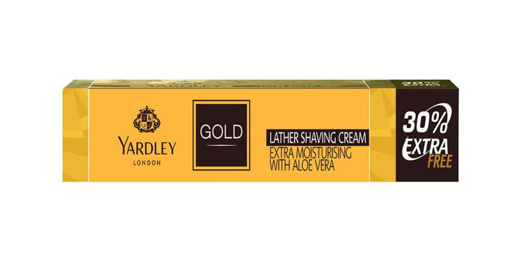 Yardley London Gold Shaving Cream