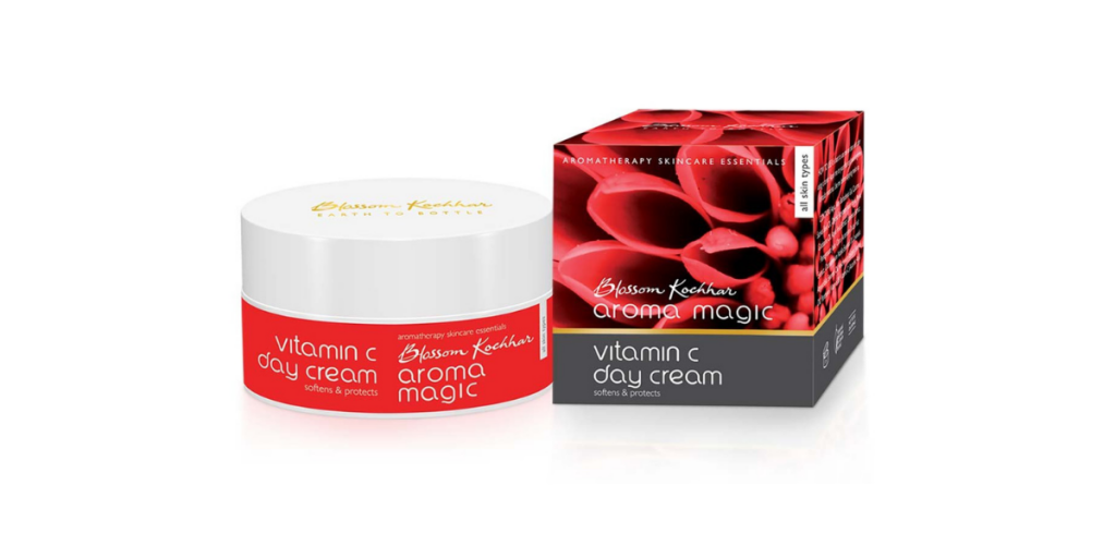 best brands of day creams with Vitamin C