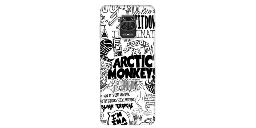 Arctic Monkeys Pattern Phone Case for Redmi