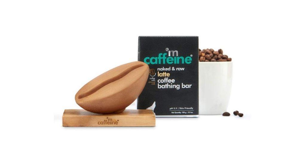 mCaffeine Coffee Soap