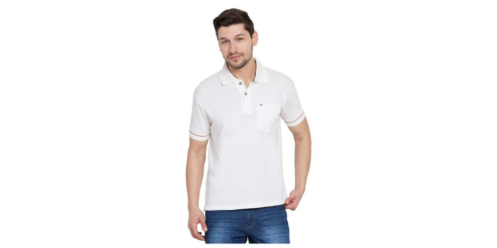 A Polo T-Shirt