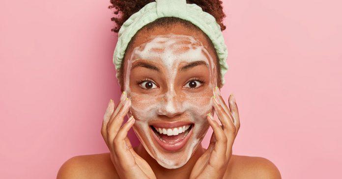 best brands of foam face wash