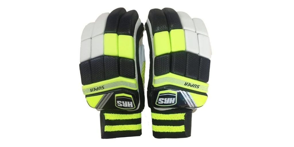 Hans Rubber & Sports Cricket Gloves