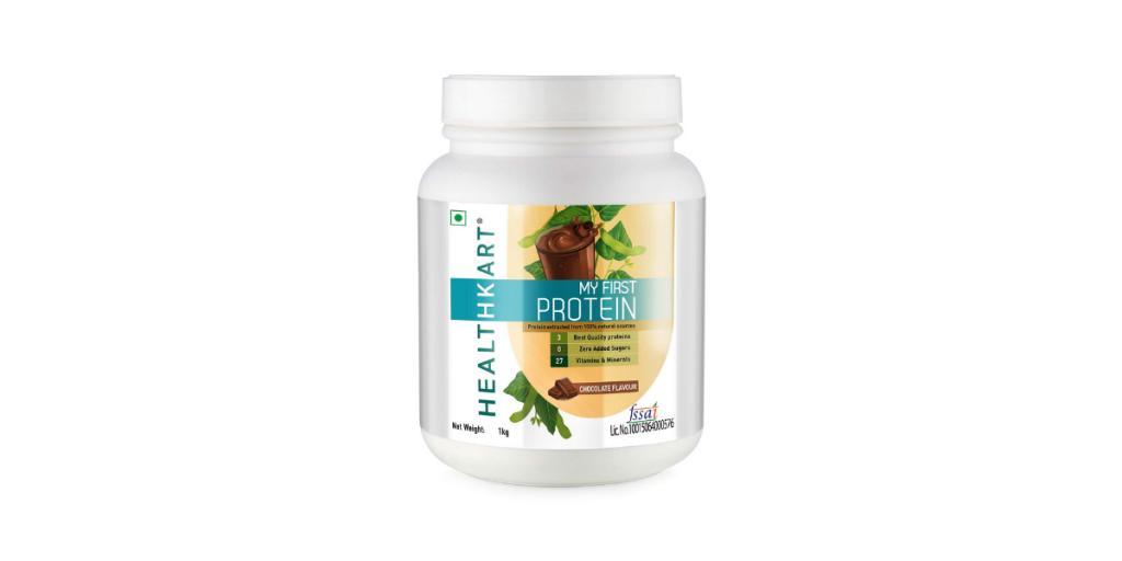 Healthkart protein supplements