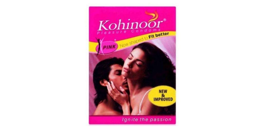 Kohinoor Lubricated Condom