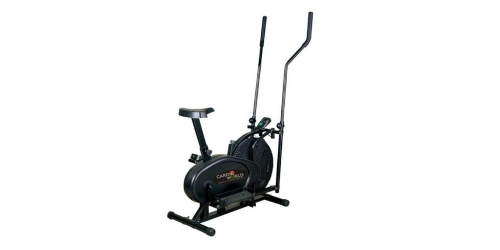 Lifecare Fitness Elliptical Trainer