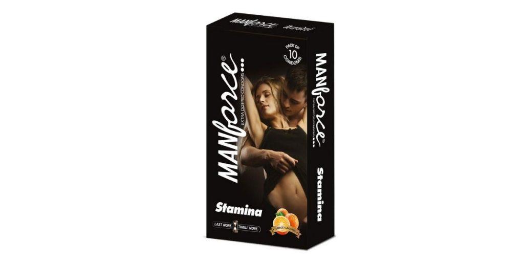 Manforce Lubricated Condom