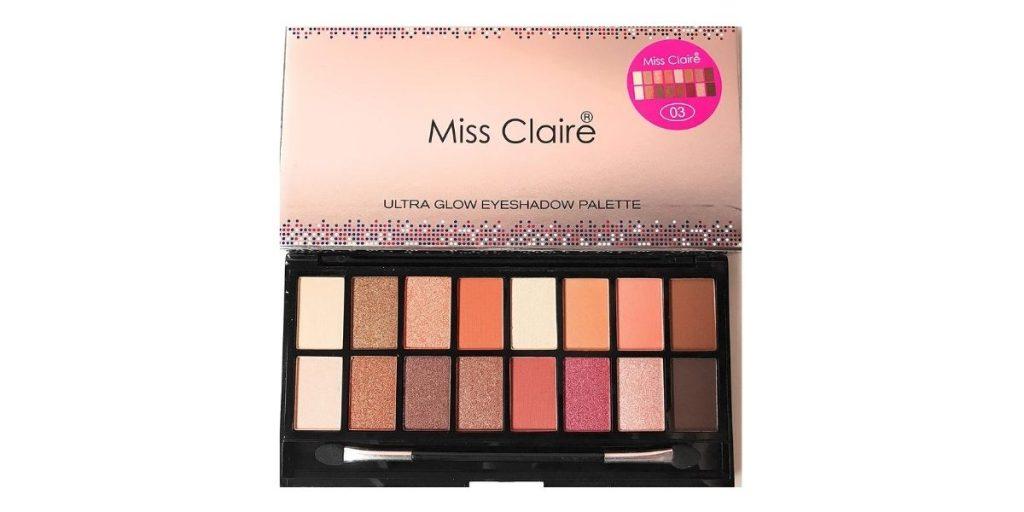 Miss Claire Glitter Eyeshadow