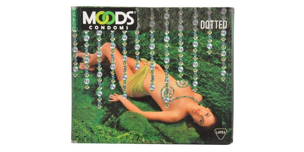 Moods Lubricated Condom