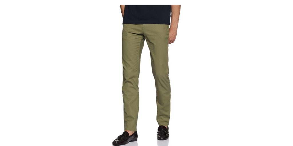 Neutral Coloured Chinos