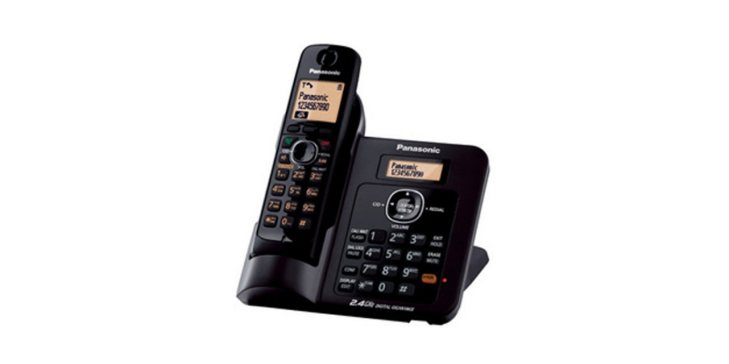 Panasonic cordless phones for home and office