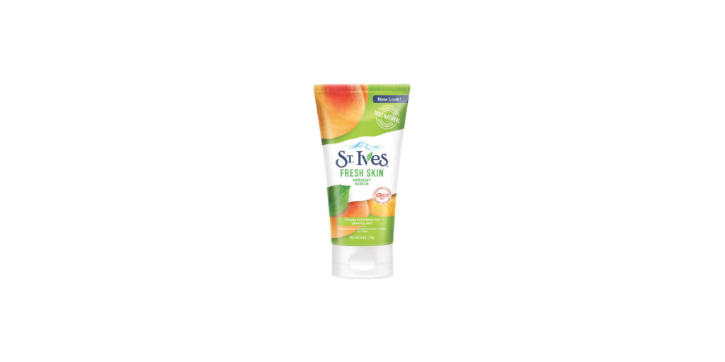 best St Ives face scrub for oily skin