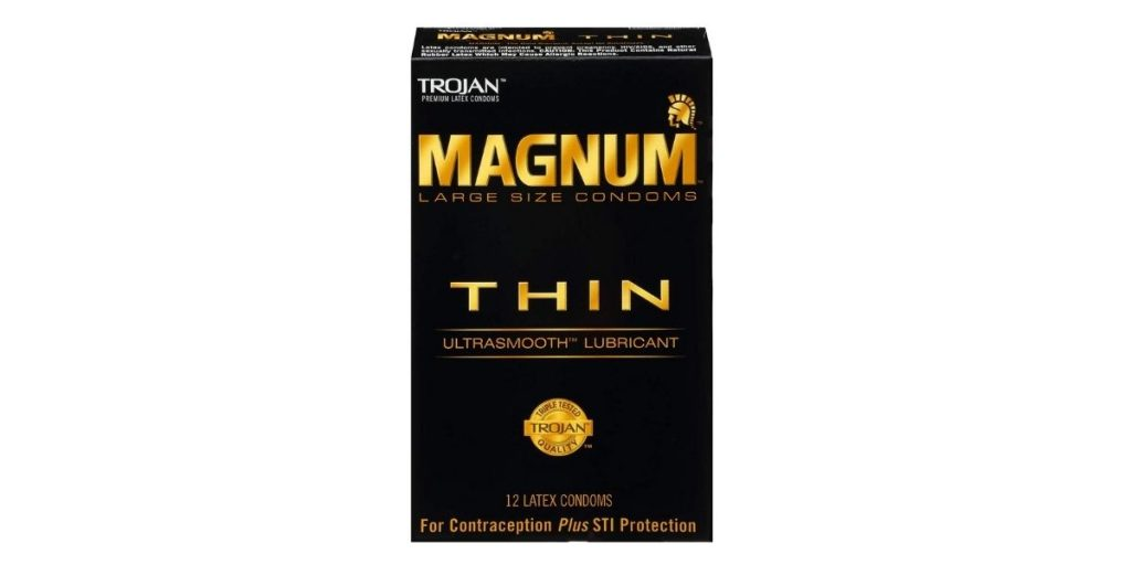 Trojan Lubricated Condom