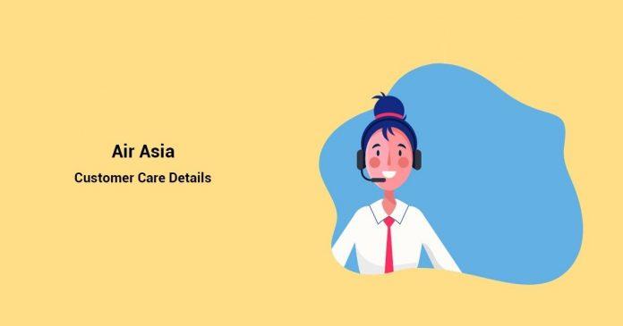 Air Asia Customer Care