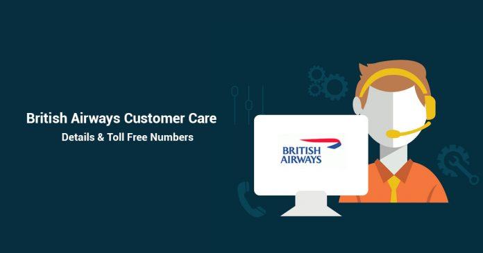 British Airways Customer Care