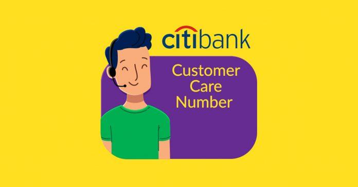 Citibank Customer Care