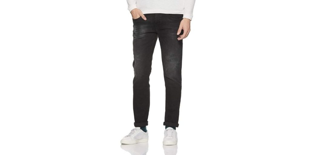 Ed Hardy Dark Washed Slim Fit Jeans