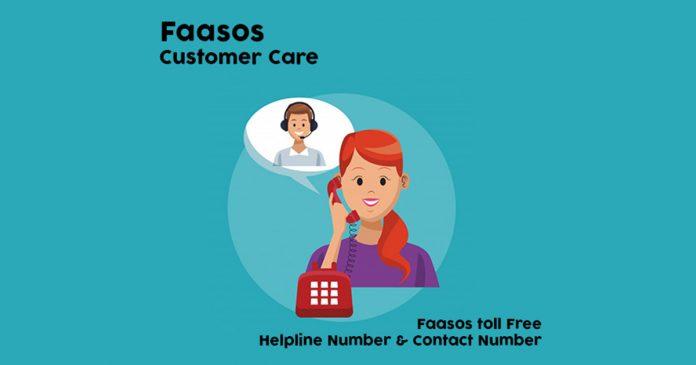 Faasos Customer Care