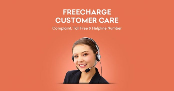 Freecharge Customer Care Details