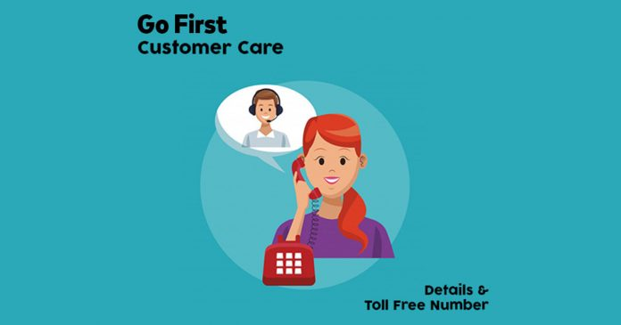 Go First Customer Care Details