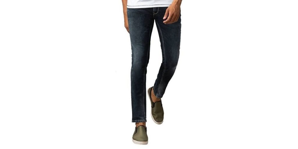 Spykar Low Rise Super Skinny Fit Jeans