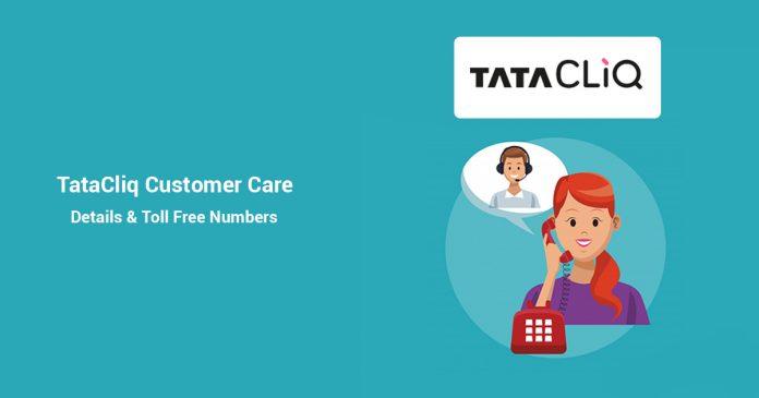 TataCliq Customer Care