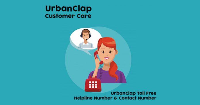 UrbanClap Customer Care