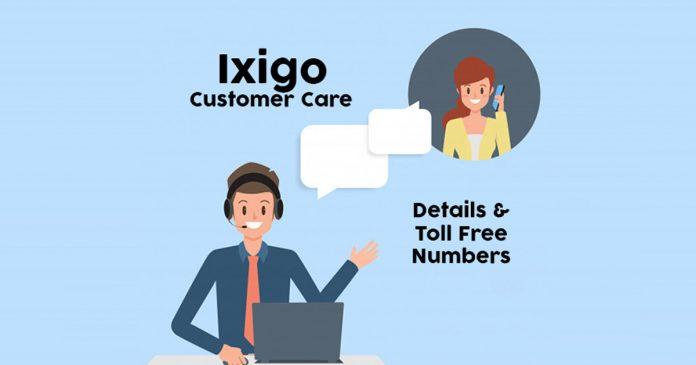 Ixigo Customer Care